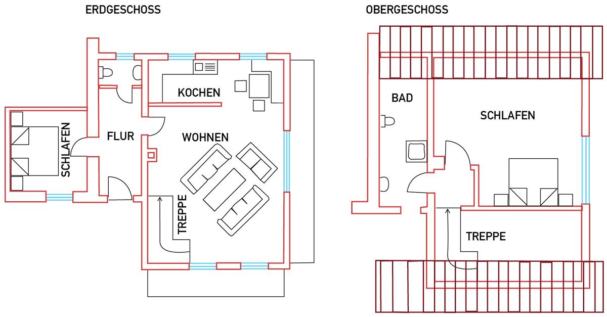 treppe grundriss darstellung preis grundriss eg studio swes mit oberpriller architekten treppe. Black Bedroom Furniture Sets. Home Design Ideas